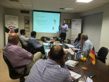 Young Energy Europe, AHK Greece, teacher training